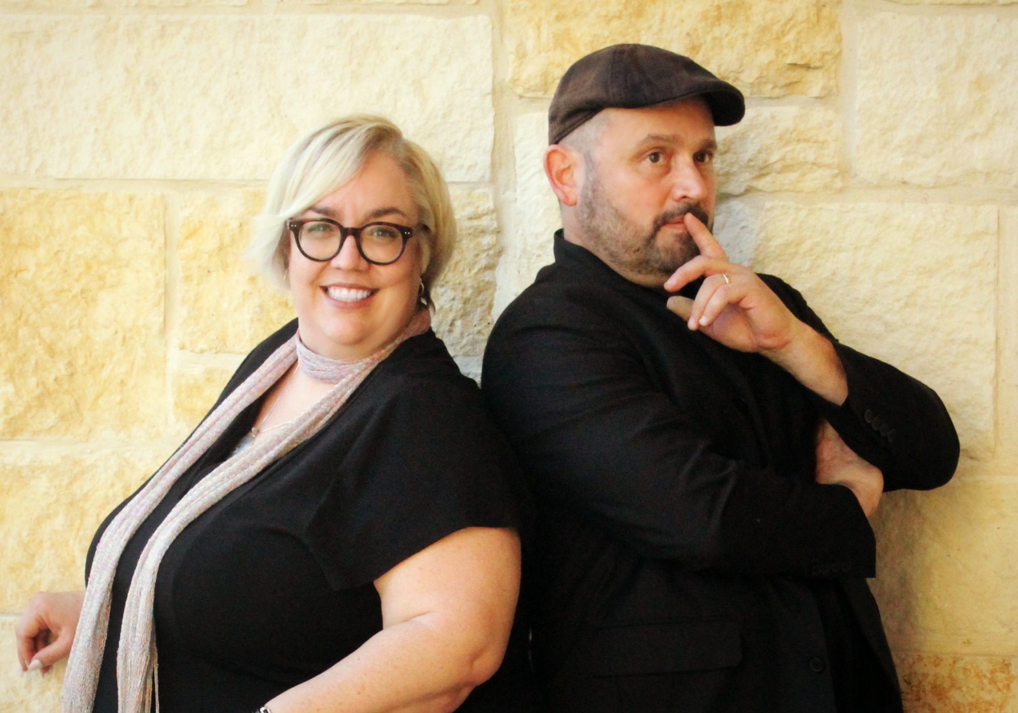 Ginger Lewman and Kevin Honeycutt