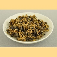 "Yunnan ""Black Gold Bi Luo Chun"" Spring 2010 Yunnan Black tea from Yunnan Sourcing"