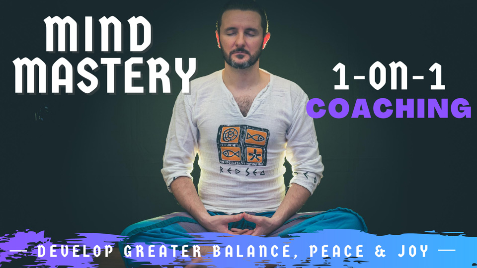1 on 1 coaching Mindfulness, Mind Mastery