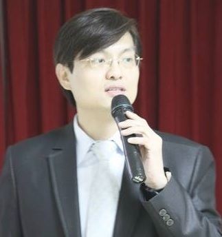廖肇弘博士 Dr. John Liao