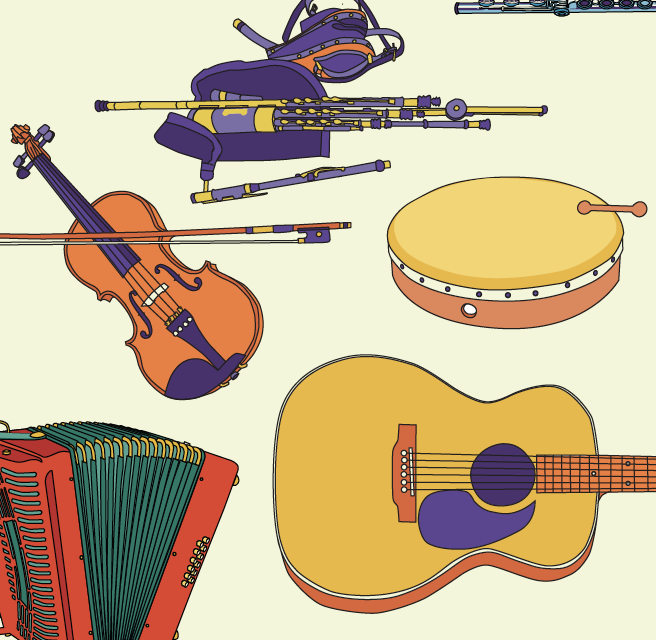 DabbledooMusic - Glossary for Irish trad music