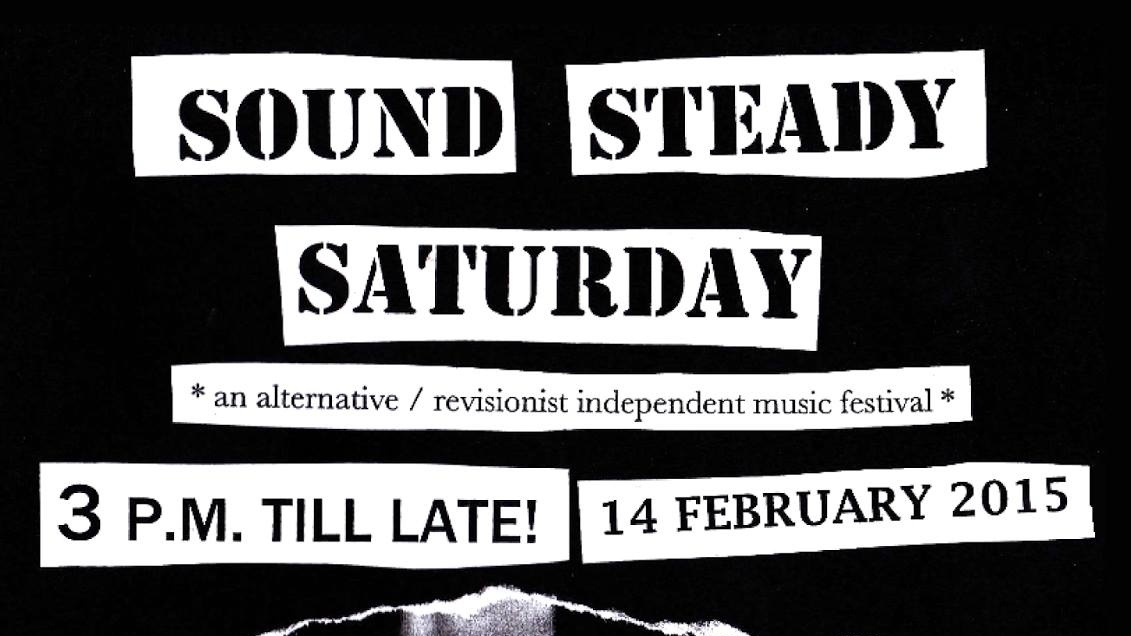 Sound Steady Saturday (Aliwal Arts Centre)