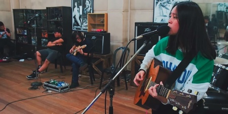 Reese Lansangan shares a new take of 'Home' with the Manila String Machine