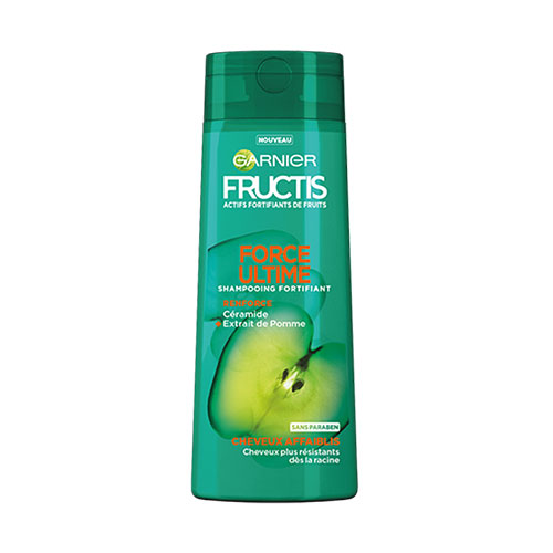 Shampooing Fortifiant - Fructis Force Ultime
