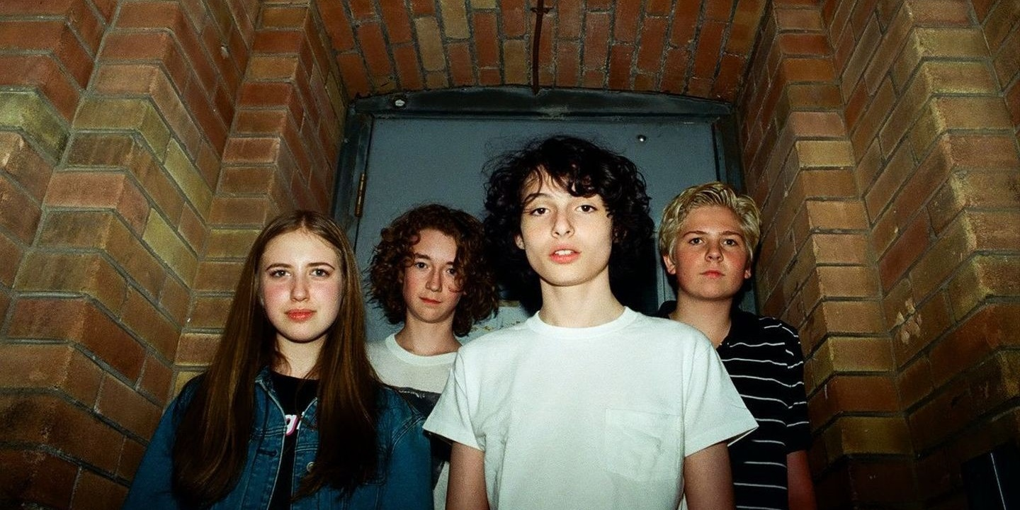 Stranger Things star Finn Wolfhard's band Calpurnia releases debut single 'City Boy' – watch