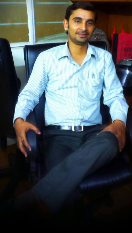 CS Saurabh Saxena