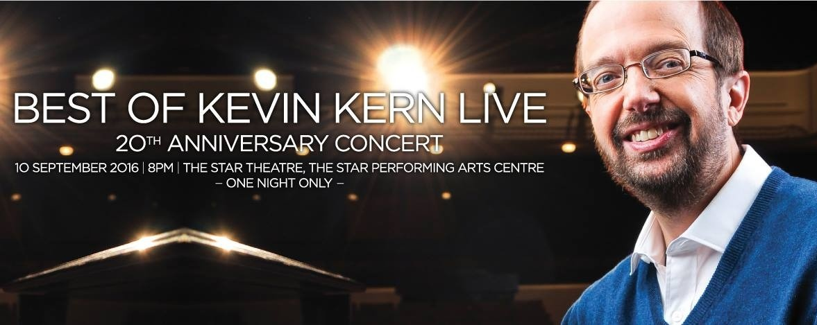 Best of Kevin Kern Live - 20th Anniversary Concert