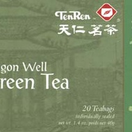 Dragon Well Green Tea (bags) from Ten Ren