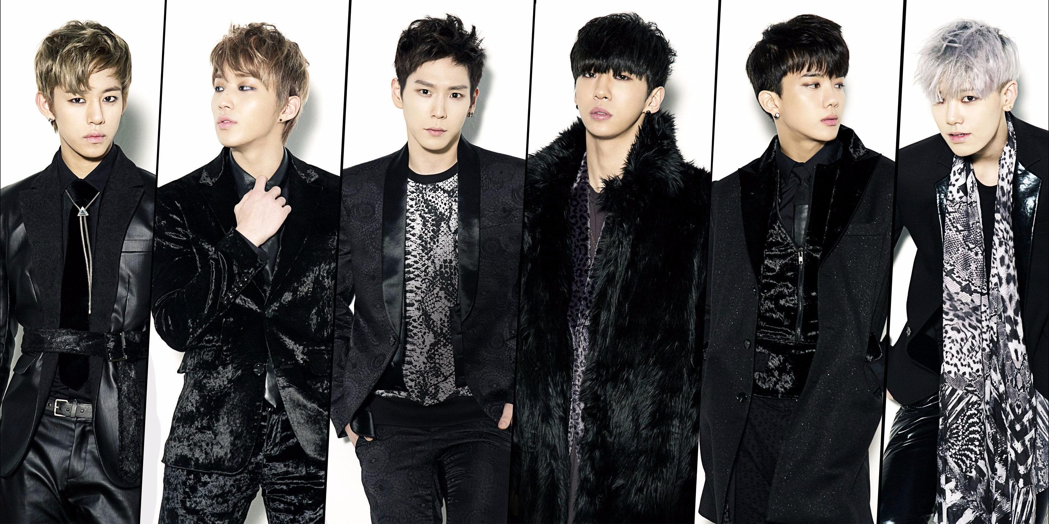 South Korean boyband B.A.P returns to Singapore for their world tour