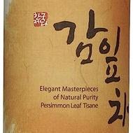 Persimmon Leaf Tisane from Hankook Tea