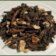 Pu-erh with Ginger from Zen Tara Tea