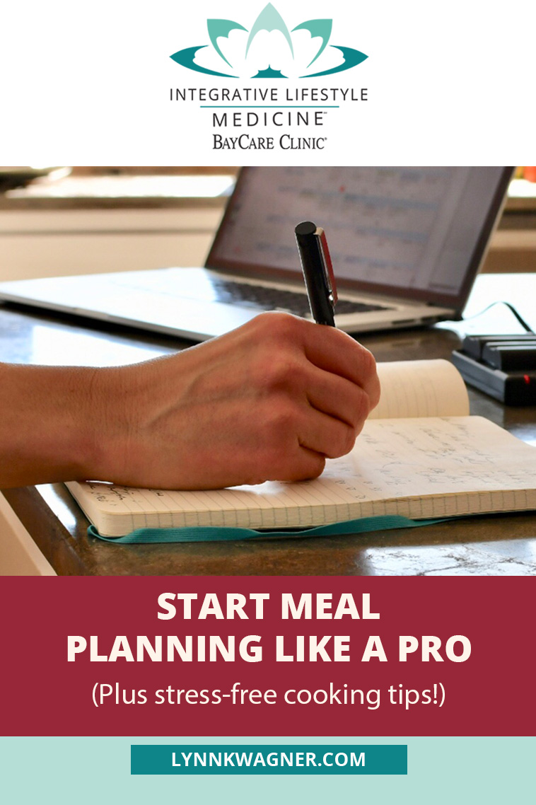 Meal Planning Like A Pro, Stress-Free Cooking Tips