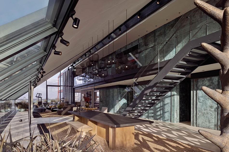 NEO BANKSIDE PENTHOUSE