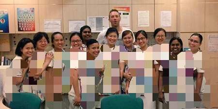 Coldplay's Chris Martin confirms good guy status, visited KK Hospital in Singapore