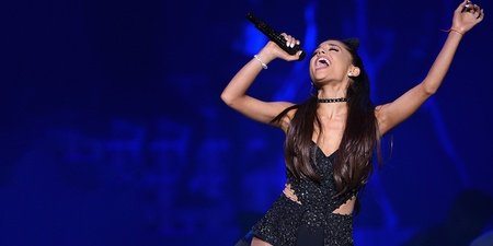 """Ariana Grande responds to """"disrespectful"""" South Korea show accusations"""