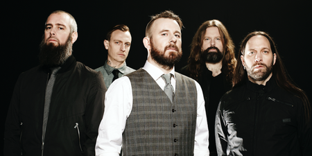 Talking gin, festival organisation and new music with Anders Fridén of In Flames