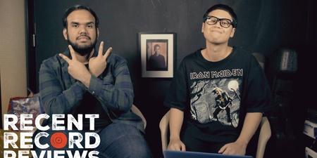 WATCH: Bandwagon Recent Record Reviews #014 - The Caulfield Cult, Bwana, Logiclub