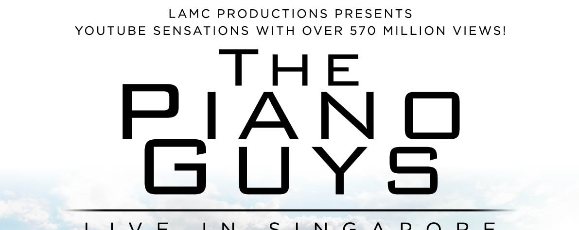 THE PIANO GUYS - Live In Singapore 2015
