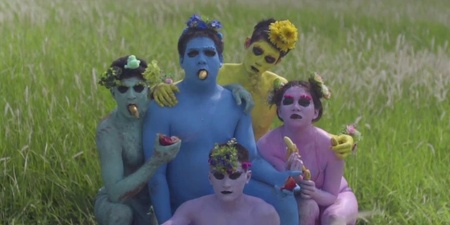 WATCH: Get lost in SUBSONIC EYE's bizarre, colourful dreamscape for '2daze'