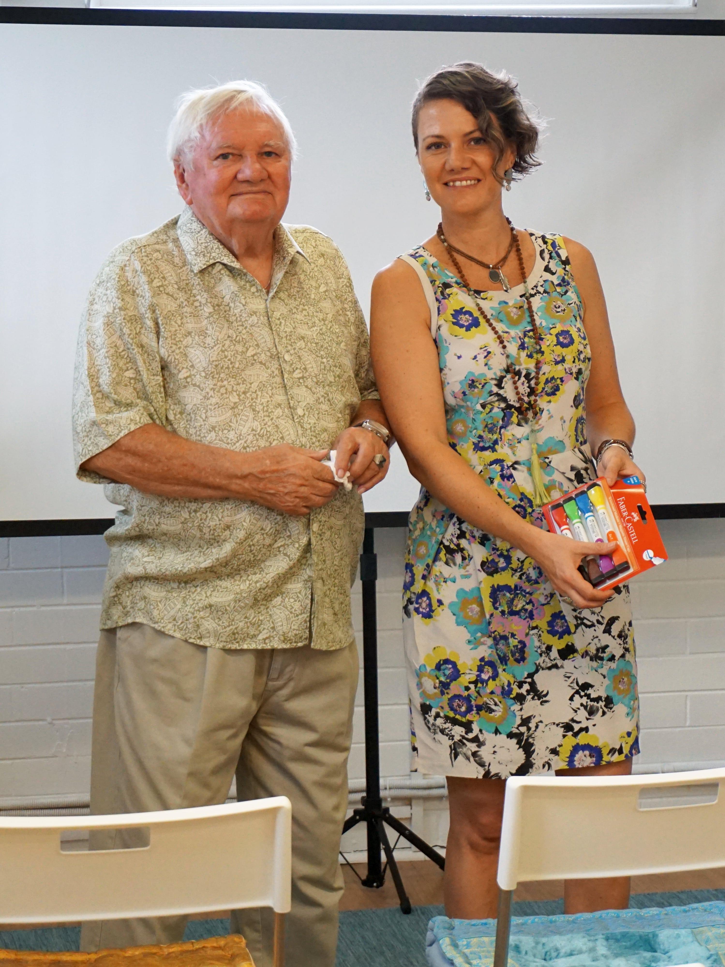 David Kennedy & Rachel Kennedy