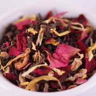 Lemon Rose Black Tea from Ovation Teas
