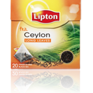 Ceylon tea (long leaves) from Lipton