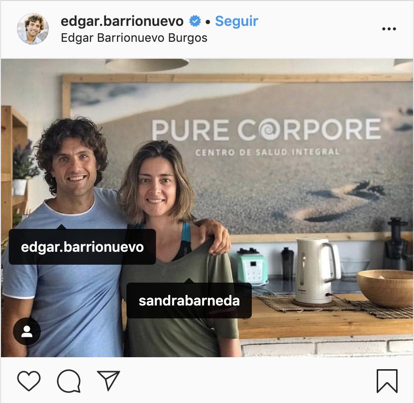 Sandra Barneda y Edgar Barrionuevo ayuno intermitente