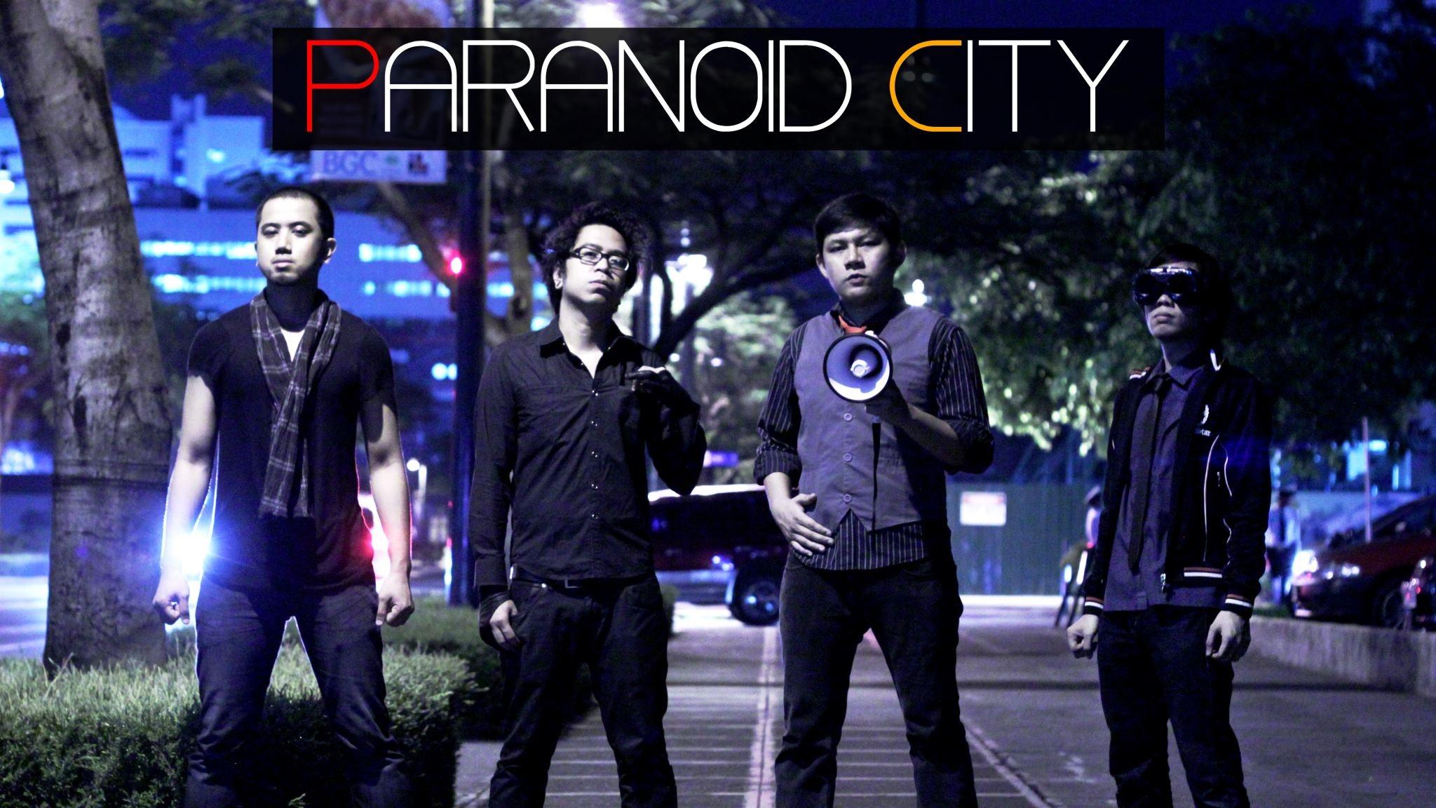 Paranoid City (Philippines)