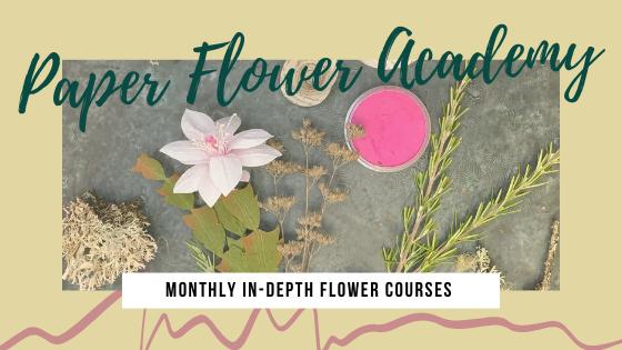 Paper Flower Academy