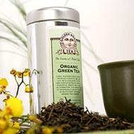 Organic Green Tea from Golden Moon Tea