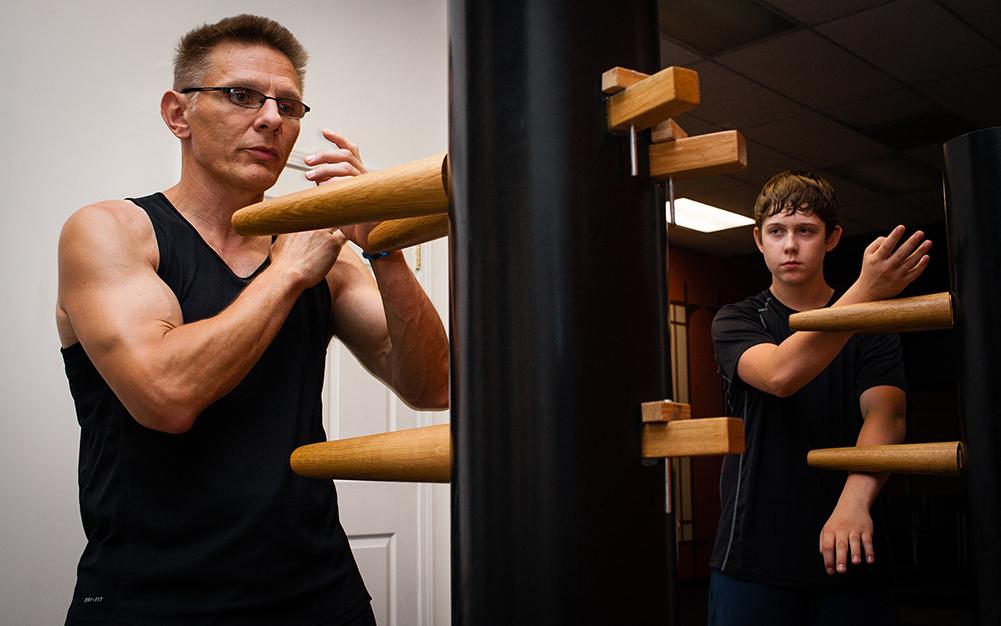 The Academy self defense Jeet Kune Do