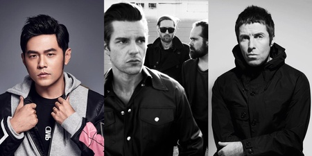 BREAKING: Jay Chou, The Killers, Liam Gallagher and more to perform at Singapore F1 Grand Prix 2018