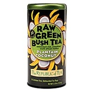 Plantain Coconut Raw Green Bush Tea from The Republic of Tea