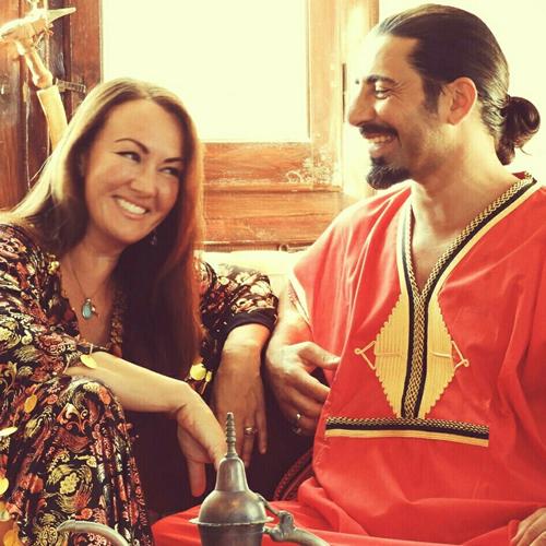 Keti Sharif & Sam Nascimento