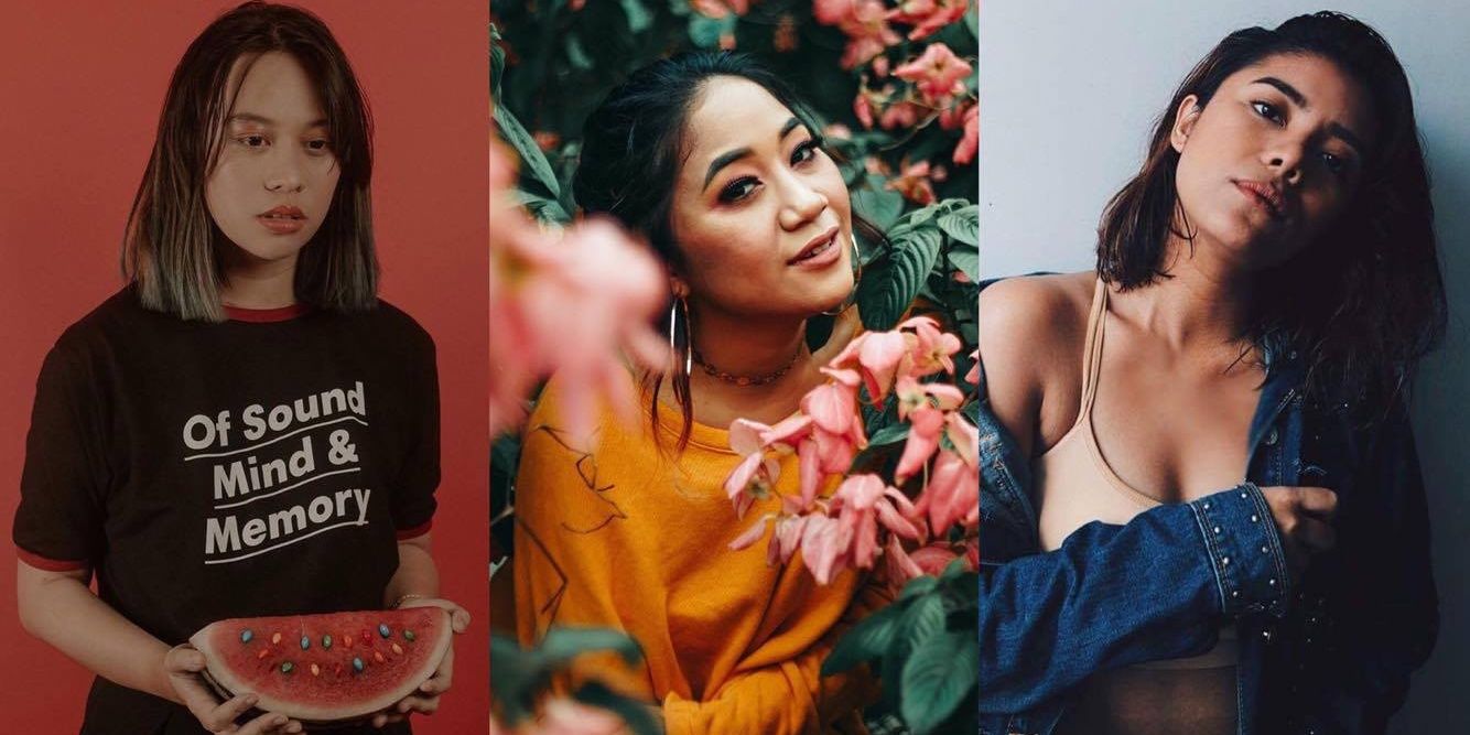 Stages Sessions are having a special Christmas show with Reese Lansangan, Coeli, Keiko Necesario, and more