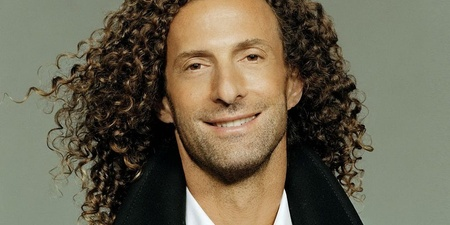 Kenny G to perform in Singapore this November