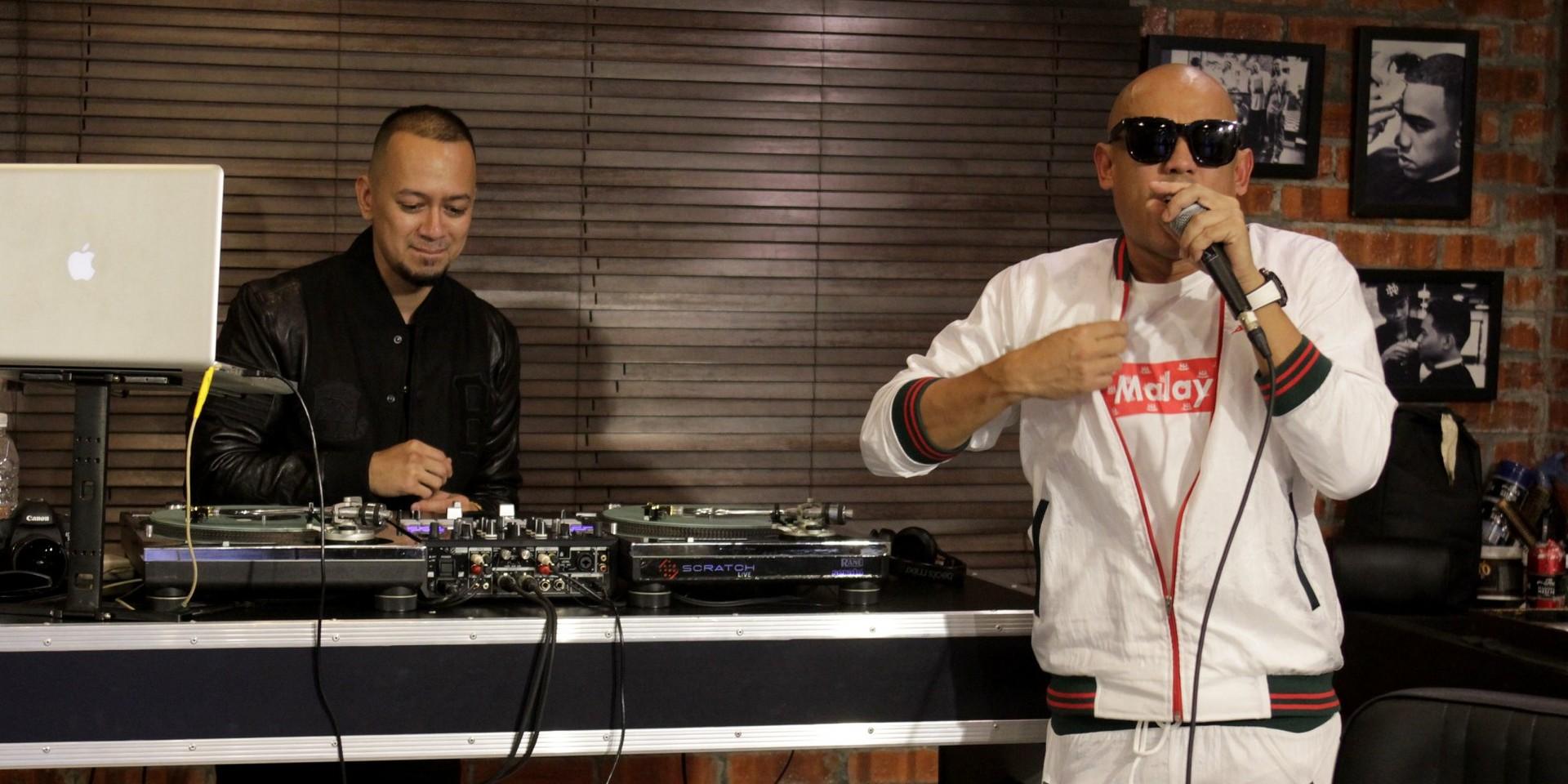 Joe Flizzow and 16 Baris do it for Southeast Asian rap culture