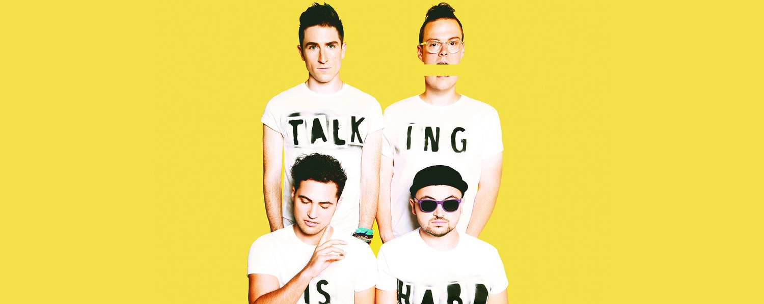WALK THE MOON Live in Singapore!