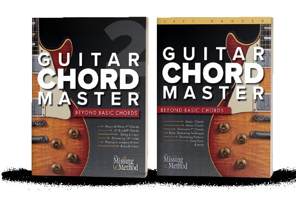 Guitar Chord Master 2: Beyond Basic Chords
