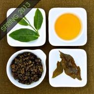 Dong Ding Oolong Tea, Lot 213 from Taiwan Tea Crafts