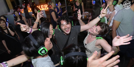 Silent Disco Asia returns to i Light Marina Bay festival this March