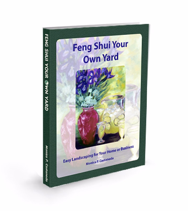 feng shui your own yard with the nine steps to feng shui system e