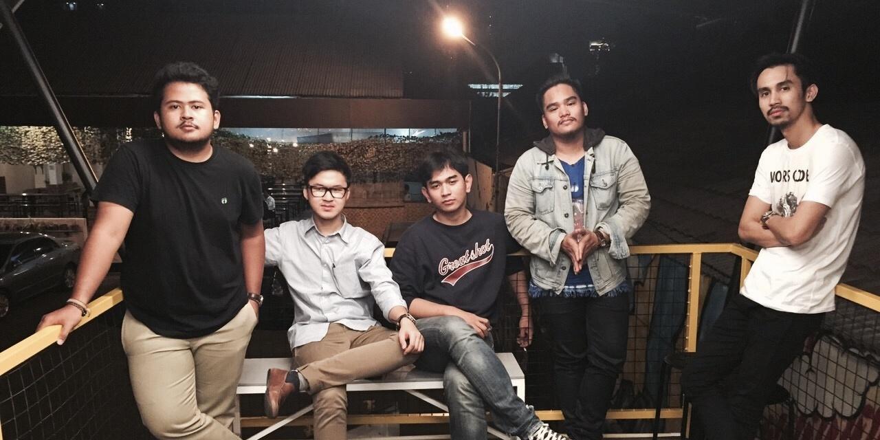 Bekasi-based alternative rock band Morscode release debut single 'Calm Down'