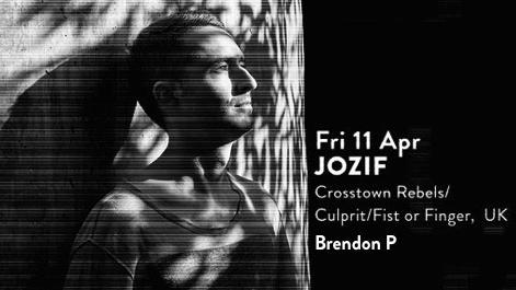 REWIND feat. JOZIF (UK)