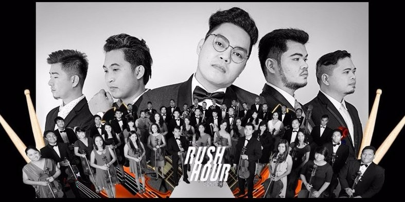 Silent Sanctuary and The Manila Symphony Orchestra come together for Ayala Museum's Rush Hour concert series