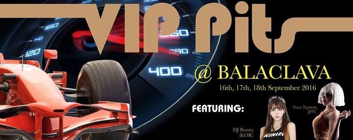 VIP Pits at BALA