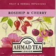 Rosehip & Cherry with Hibiscus from Ahmad Tea
