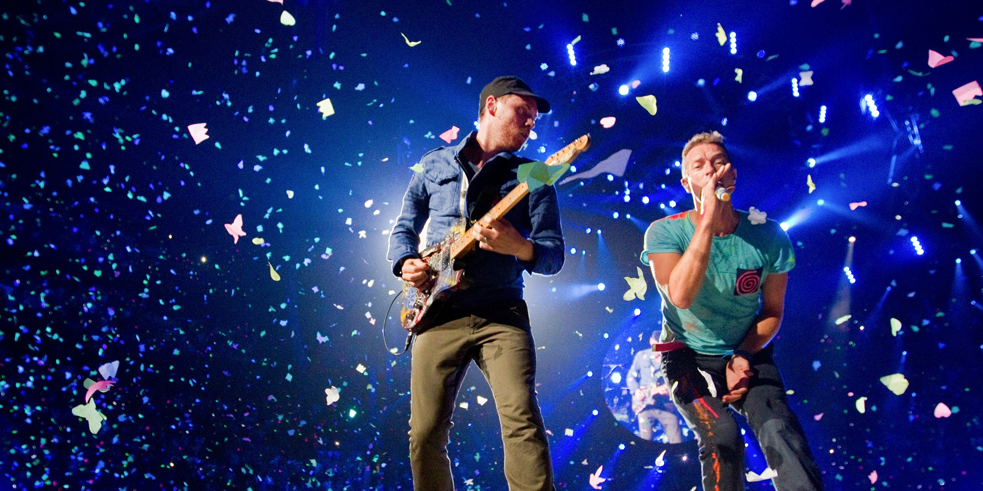 Two men were arrested for allegedly scamming Coldplay fans over Singapore shows