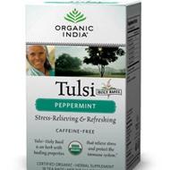 Tulsi Tea Peppermint from Organic India