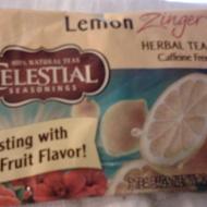 Lemon Zinger (sampler pack) by Celestial Seasonings, Inc from Celestial Seasonings